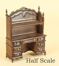 "Bespaq Direct Dollhouse Miniature1/2"" SCALE ""LILLIANNA"" WRITING DESK  S-2513-NWN"