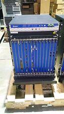 LOADED Juniper SRX5800BASE-AC | SRX5K-FRC-10C | SRX-IOC-16GE-TX | 2 x SRX5K-SCB