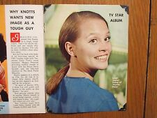 1967 World Journal Trib TV Mag(LEIGH  TAYLOR-YOUNG/MAGGIE PETERSON/INGER STEVENS