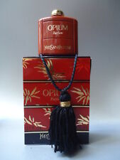 OPIUM YVES SAINT LAURENT PARFUM 3.5ml MINIATURE VINTAGE 1980s NEW UNTOUCHED BOX