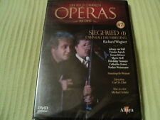 "DVD NEUF ""SIEGFRIED VOL.1 (I) - Richard WAGNER"" Les plus grands operas N°47"
