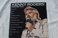 Kenny Rogers, Greatest Hits, Liberty LOO-1072, VG cover, VG LP