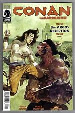 CONAN: THE ARGOS DECEPTION #5 - BRIAN WOOD SCRIPTS - JAMES HARREN ART - 2012