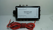 Amplifier keying relay buffer interface SIX radios and 2 linear switching RBI-62