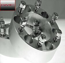 4 Pc GMC CANYON 6 Lug Wheel Spacers Adapters 1.25 Inch With Lugs # AP-6550B1215
