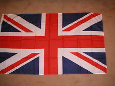 UNION JACK FLAG OF UK UNITED KINGDOM 3'X2' POLYESTER POST FREE IN UK