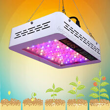 Mars 300W LED Grow Light Full Spectrum Hydro Veg Flower Indoor Plant Lamp 135W