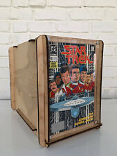 Comic Book Storage and Display Box