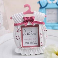 Stylish New Household Cute Pink Baby Clothes Picture Frame Baby Birthday Gift