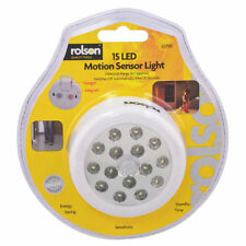 Rolson 61795 15 LED Motion Sensor Light