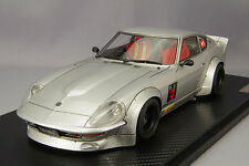 1/18 HPI IG ignition #IG0956 Nissan Fairlady 240ZG (HS30) Full Works Silver