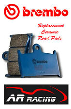 Brembo Replacement Front Brake Pads to fit Kawasaki GTR 1000 1998-2003