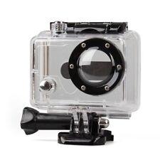ET Unterwasser Gehäuse Tauchgehäuse Kamera mit Objektiv für Gopro Hero 2 Neu