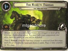 Lord of the Rings LCG  - 1x The Road to Tharbad  #011 - The Dunland Trap