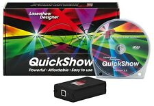 MAKERS BRAND Laserdesigner Pangolin QuickShow 2.5 FB3/QS PANGOLIN-SET
