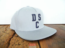 DIAMOND SUPPLY DSC BLOCK SNAPBACK CAP NEU GREY DIAMOND SUPPLY CO