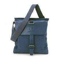 Mandarina Duck Sahara -Gr.S- Schultertasche Messenger Bag 5NM01177 Blau