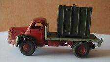 812  Dinky-Toys France 34B Berliet 34 GLM 10 containert Meccano 1/50