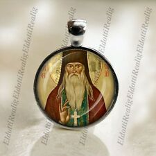 St. Joseph of Optina Orthodox Christian Religious Christian Medal Pendant