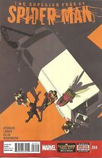 SUPERIOR FOES OF SPIDER-MAN #14 MARVEL NOW NEAR MINT 1st PRINT BAGGED & BOARDED