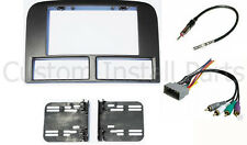 Jeep Grand Cherokee Infinifty Wiring Harness Radio Stereo Double Din Dash Kit