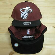Miami Heat NBA Basketball Snapback original Hat Cap