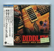 Bo Diddley/Best Hit 20 (Japan/Sealed)