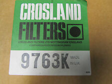 CROSLAND AIR FILTER 9763K WITH FINS MITSUBISHI FOURTRACK ISUZU SEE DESCRIPTION