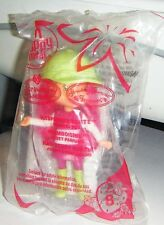 2007 RASPBERRY TORTE Doll Strawberry Shortcake McDonalds #8 Mint in Package