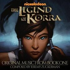 The Legend of Korra: Original Music From Book One, New Music