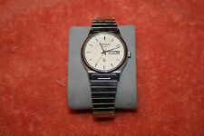 Vintage Citizen Quartz Mens Watch Working