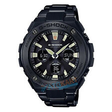 *New* Casio G-Shock GST-S130BD-1A  Stainless Steel Band  Watch Brand