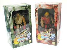 "CAPCOM v SNK  STREET FIGHTER  KEN v RYU 6"" video game figures, ps3, wii, x box"