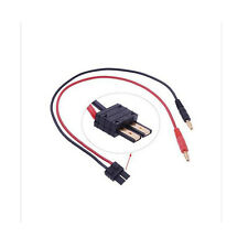 4.0mm Banana Male to TRX Male Connector Balance Charge Cable for RC Lipo Battery