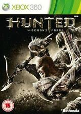 Hunted The Demon's Forge for Xbox 360 PAL game New and Sealed