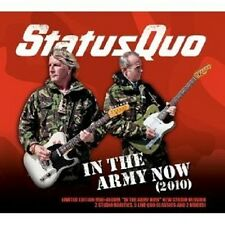 "STATUS QUO ""IN THE ARMY NOW (2010)"" CD NEU"
