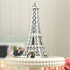 Eiffel Tower Wedding Centerpiece or Cake Top Paris Cake Topper