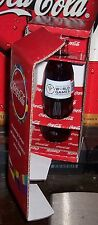 2015 SPECIAL OLYMPIC'S WORLD GAMES BOXED 8 OUNCE GLASS COCA -  COLA BOTTLE RARE