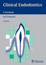 Clinical Endodontics by Leif Tronstad (2008, Paperback, New Edition)