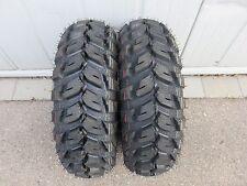 Suzuki LTA750 Duro Frontier Allround Radial Reifen vorne 25x8-12 2 Stück