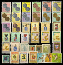 GOA, Portuguese India-38 Different Postage Stamps, Mint Never Hinged-Pre 1960