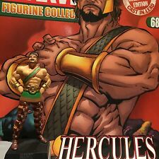 Classic Marvel Figurine Collection  HERCULES ISSUE 68  EAGLEMOSS RARE SALE!!