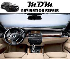 RIPARAZIONE NAVIGATORI PROFESSIONAL BMW X5 X6 CON GARANZIA  1 ANNO