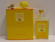 Acqua Classica by Borsari Parma For Unisex 10.1 oz Eau de Toilette Spray RARE