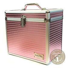 MARY KAY Aluminum Pink Cosmetic Organizer BIG, LIMITED EDITION, NEW!!!
