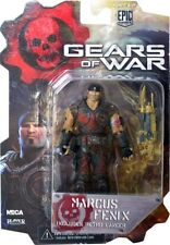 "GEARS OF WAR 3 - Marcus Fenix 3.75"" Bloody Variant Action Figure (NECA) #NEW"
