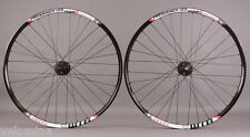 WTB FREQUENCY I23 TCS 650B Mountain Bike Wheelset Shimano XT Hubs15mm thru axle