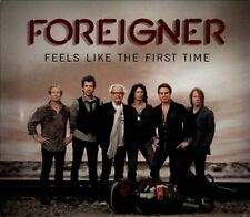 Feels Like the First Time [Digipak] by Foreigner (CD, May-2013, 3 Discs,...