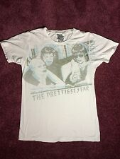 French Connection David Bowie Women's T-shirt Sm The Prettiest Star