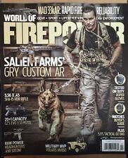 World Of Firepower Salient Arms Tactical Go Bag Gear Jul/Aug 2015 FREE SHIPPING!